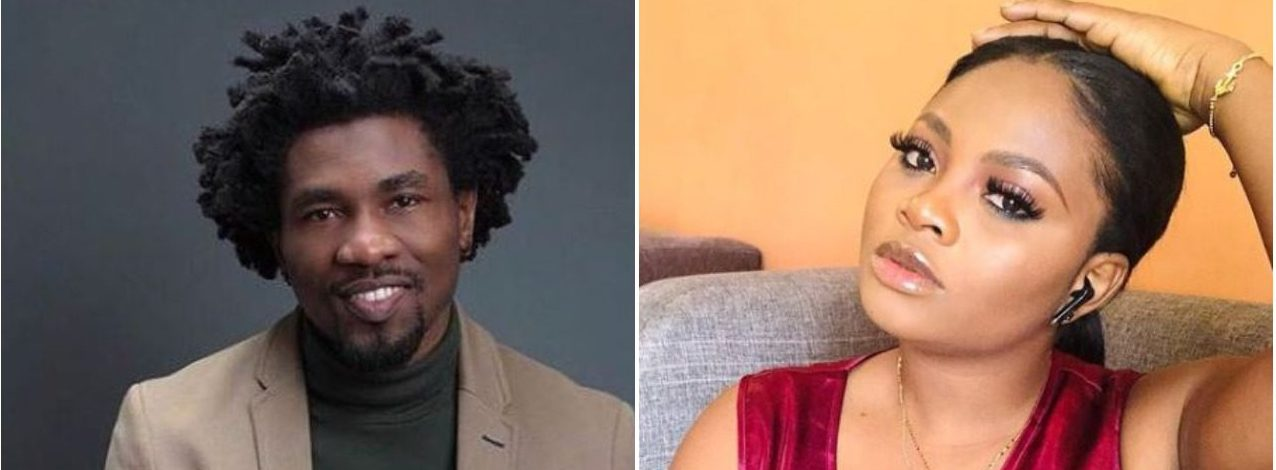 "BBNaija Season 6: Tega Bashes Angel After Fight With ""Her Man"" Boma"