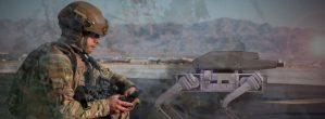Warfare: US Firm Ghost Robotics Showcase Guns On Quadrupedal Robots