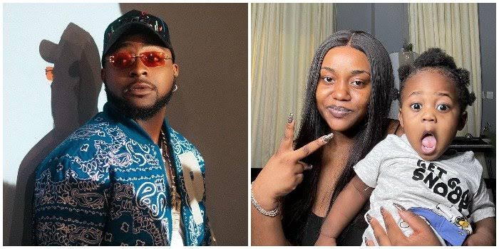 Davido And Chioma Celebrate 2nd Birthday Of Their Son Ifeanyi