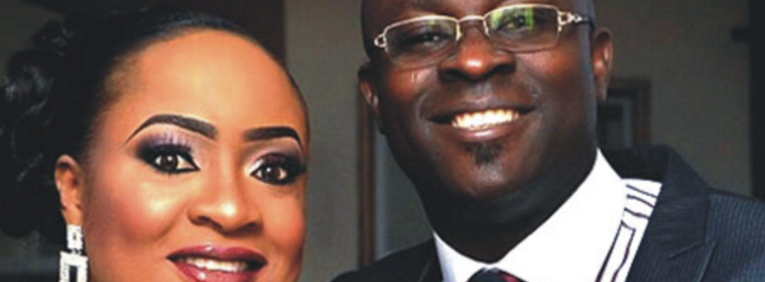 Actress Foluke Daramola Salako's Husband Debunks Divorce Rumours