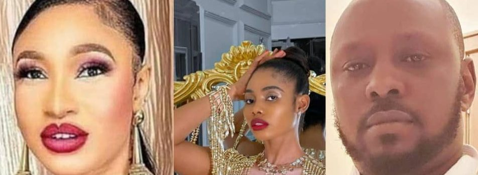 Tonto Dikeh's Ex Kpokpogri Admits To Having S*x With Janemena In Leaked Audio, Deletes Apology To Her Husband