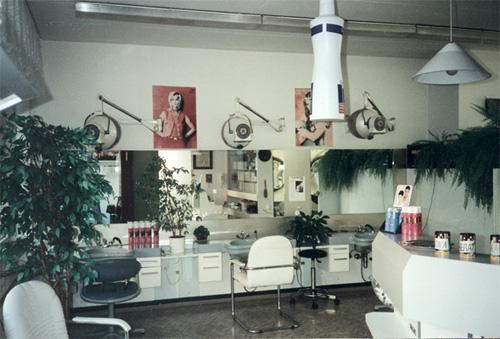 Historischer Salon  Friseur PLATA HAARMODE  MEHR
