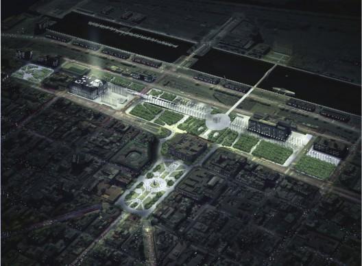 Centro Cultural del Bicentenario  B4FS Arquitectos  Plataforma Arquitectura