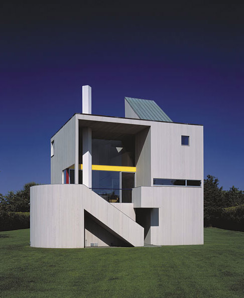 Gwathmey Residence and Studio, 1967, Foto © Scott Frances / ESTO