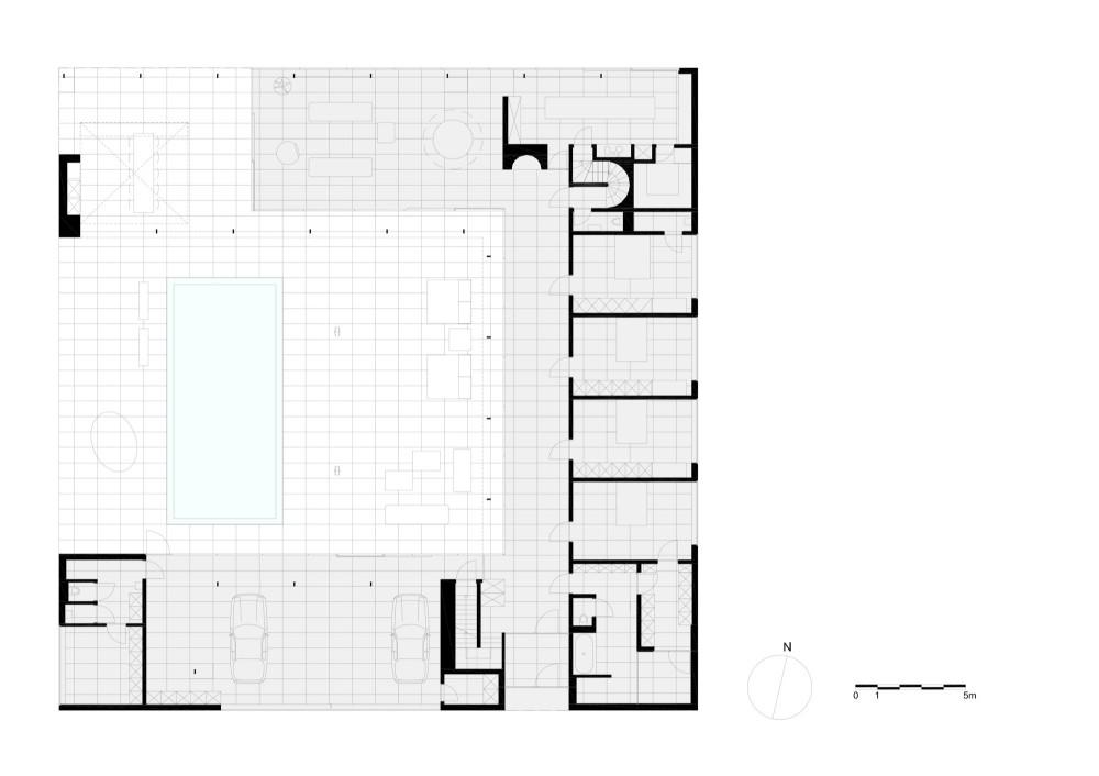 ground floor plan ground floor plan Planta 1
