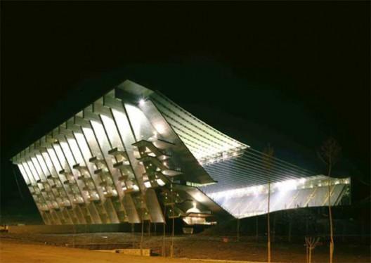 Estadio de Braga por Eduardo Souto de Moura (2004) © Luis Ferreira Alves