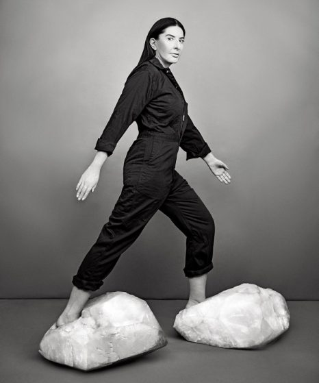 Woman Art House: Marina Abramovic -PAC | Plataforma de Arte ...