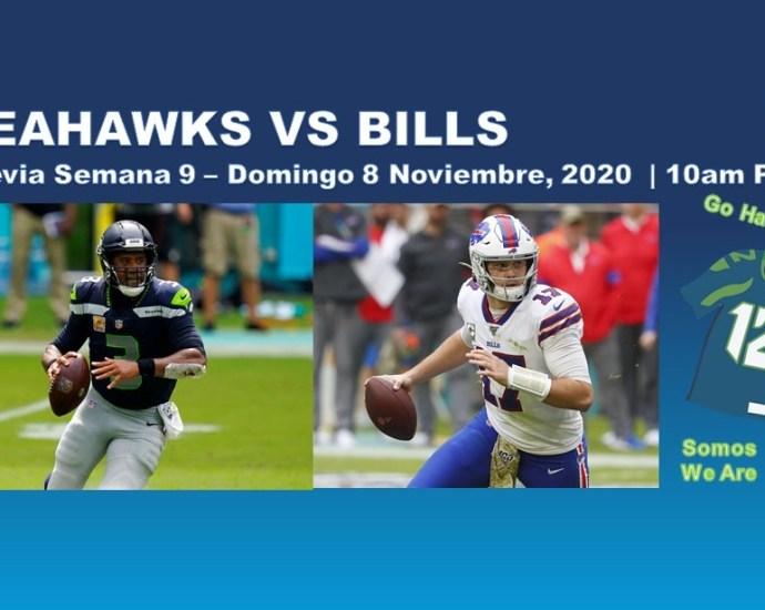 Seahawks vs Bills