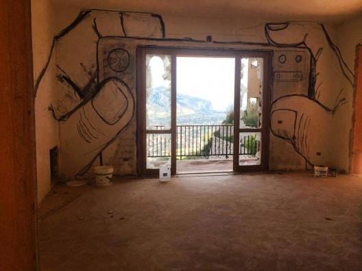 por Collettivo FX en Palermo, Italia