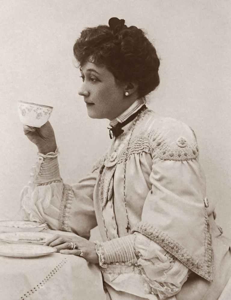 ¿Té, café o ambos?