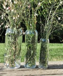 les vases blancs