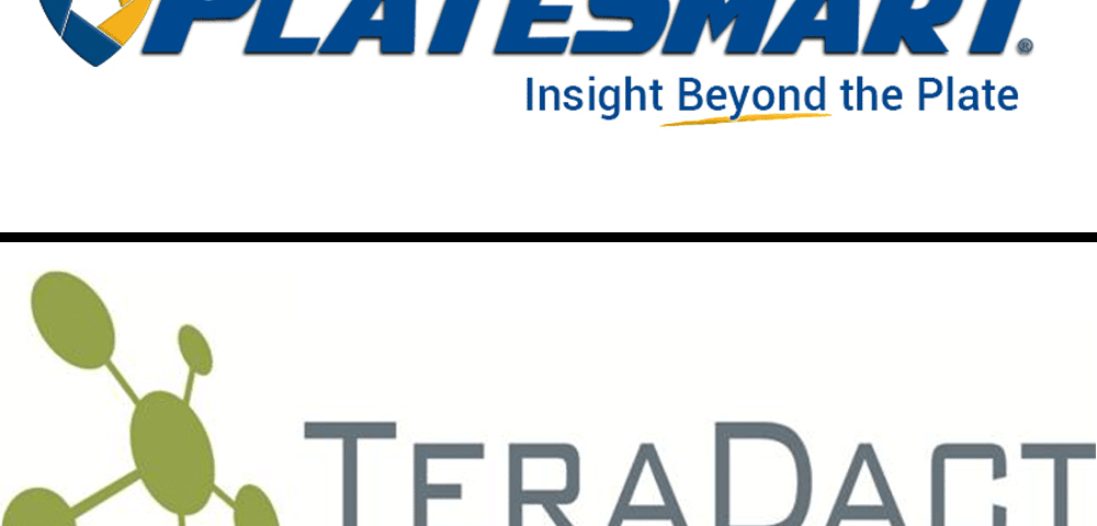 TeraDact to protect data collected by PlateSmart LPR solution