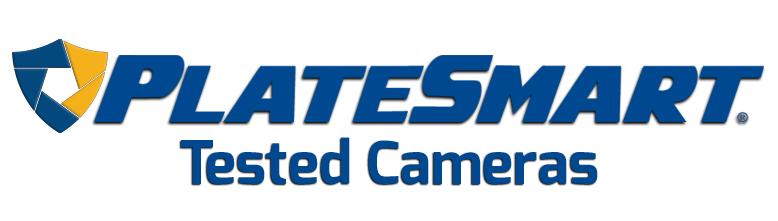 PlateSmart Tested Cameras