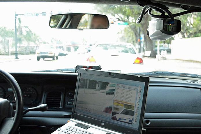 PlateSmart ARES In-car