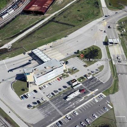Port Tampa Bay monitors traffic with PlateSmart