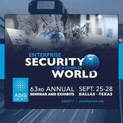 ASIS enterprise security world