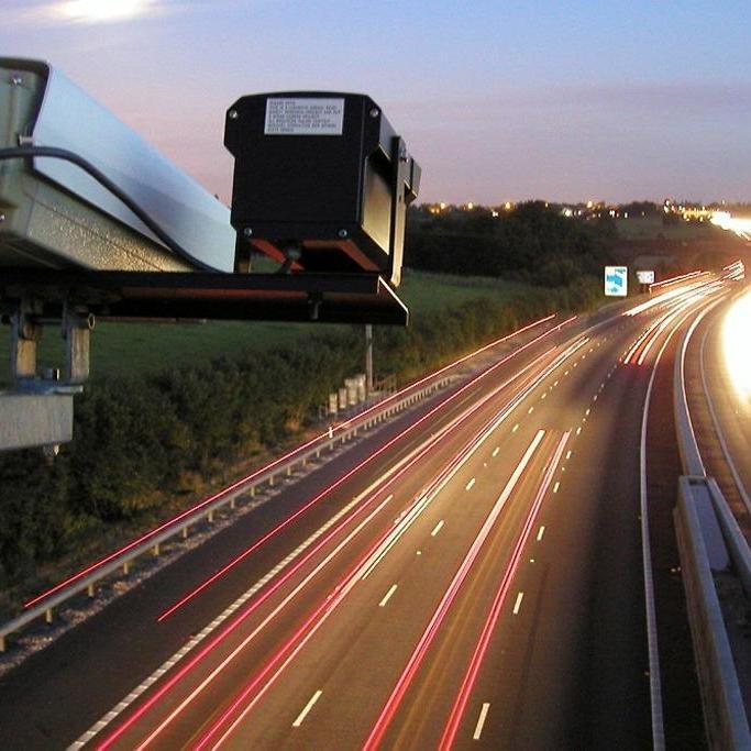 License Plate Reader Camera