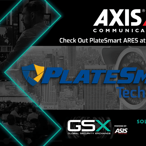 GSX 2018 Booth- License Plate Recognition