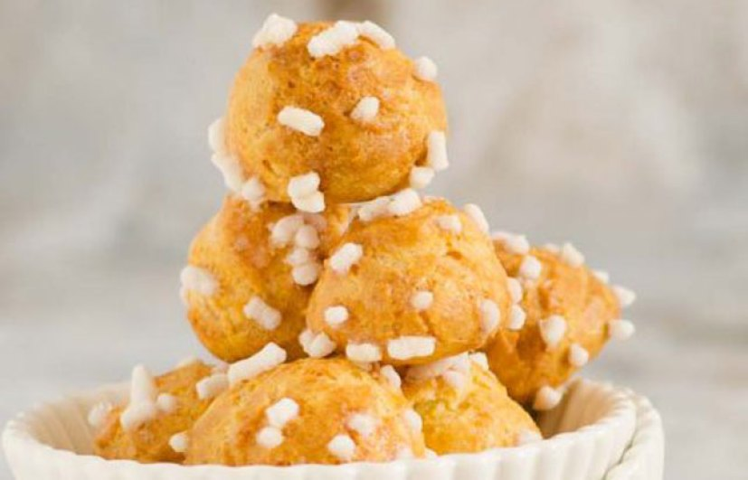Chouquettes Inratables au Thermomix