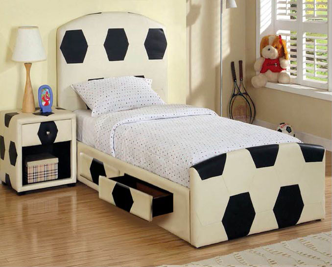 Beckham Storage Bed With 2 Drawers
