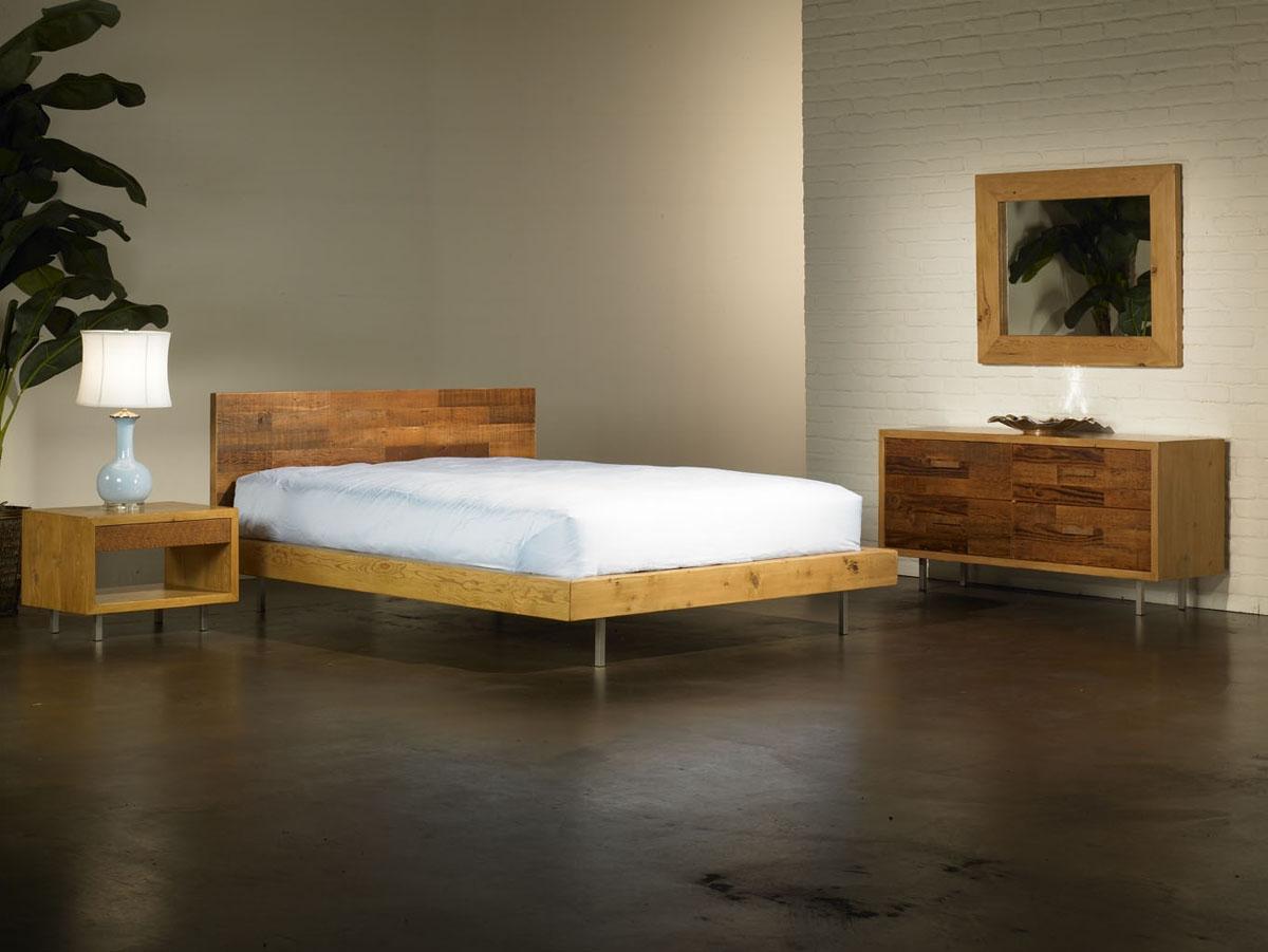 Everglades Platform Bed
