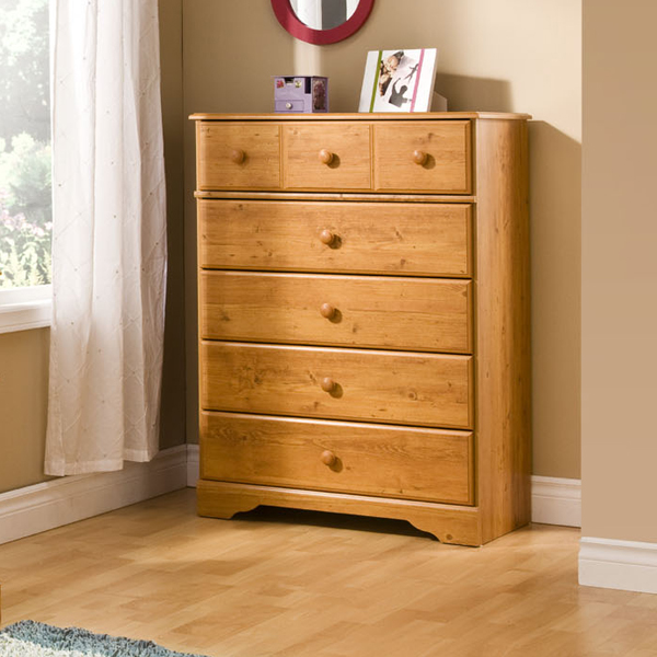 Pee Wee 5Drawer Chest