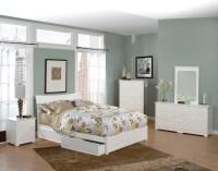 Knightley Bedroom Set - Mattress Included
