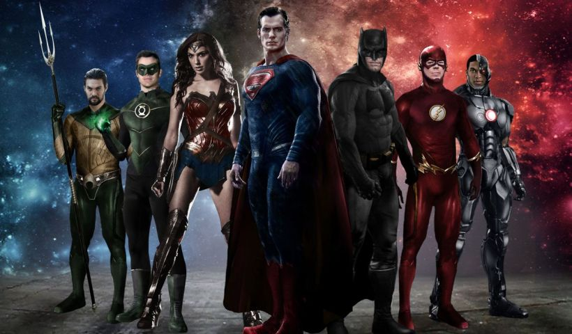 justice league, film, review