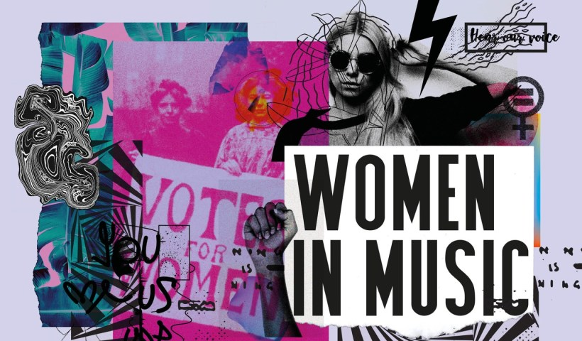 platform magazine, women in music