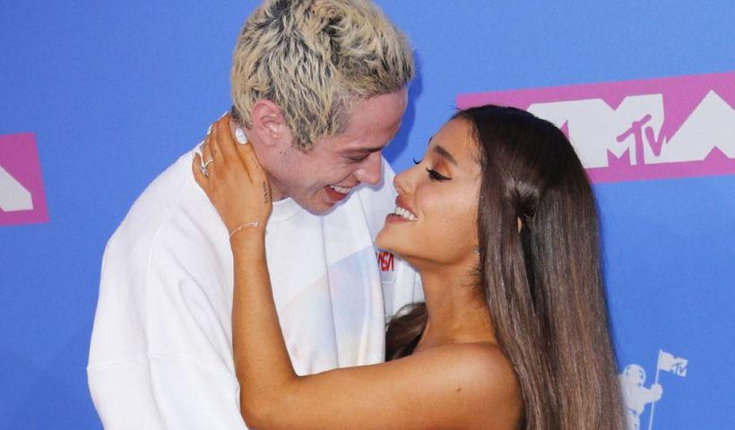 Ariana Grande Pete Davidson break-up