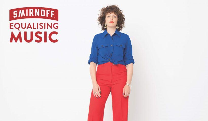 Equalising Music campaign Annie Mac