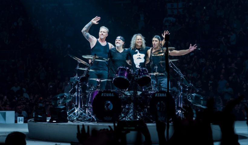 Metallica, platform magazine