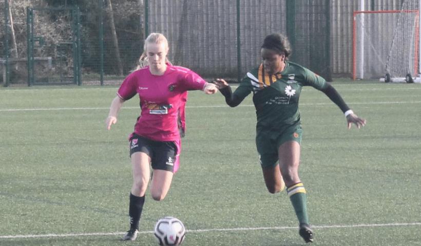 Nottingham Trent Women's FA Cup