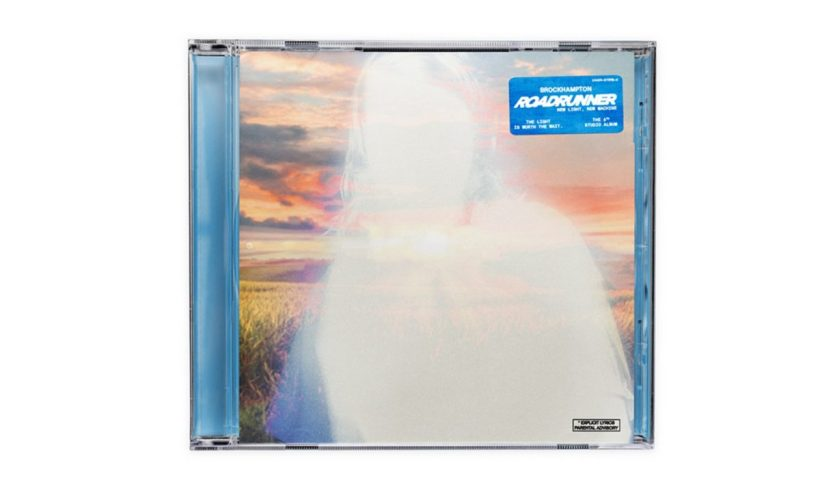 Brockhampton's Roadrunner: New Light, New Machine cover image