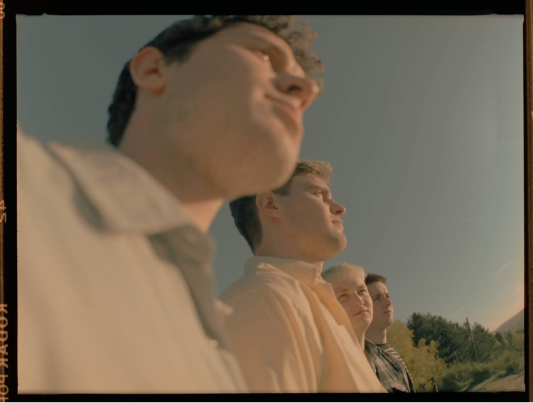 Nottingham indie band Cucamaras