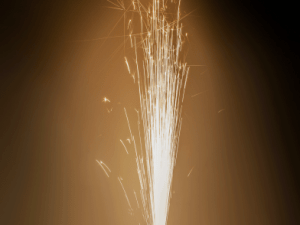 projecteur etincelles froides sparkular