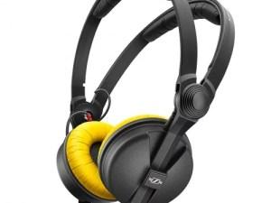 image casque HD25 jaune