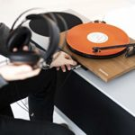 Pro-Ject Essential III HP Noyer