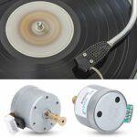 Yisenda Phono, Gramophone Durable 2 NM, pour Lecteur de Disque Vinyle phonographe 6-12 V Facile à Installer