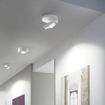 Nautilus lampada da soffitto LED di Studio Italia Design
