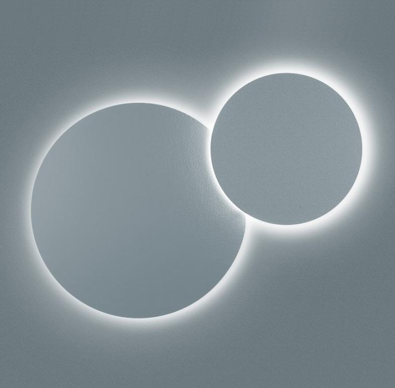 4583 Moonlight WandDeckenlampe 70 von Egoluce