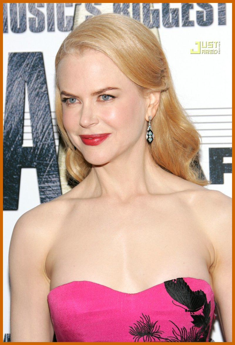 Nicole Kidman Is All Natural  Nicole Kidman Fans Board