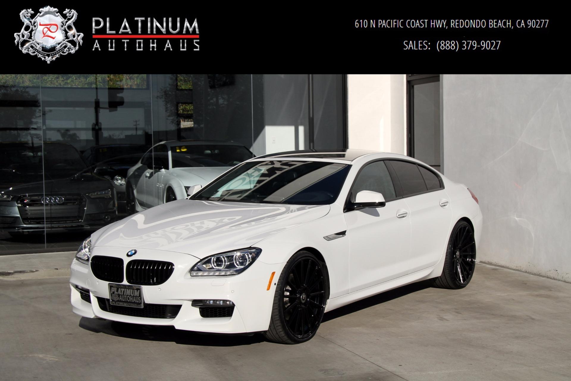 2015 BMW 6 Series 650i Gran Coupe Stock  6043 for sale near Redondo Beach CA  CA BMW Dealer