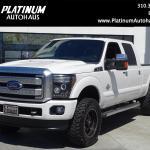 2015 Ford F 250 Super Duty Platinum Stock 6462 For Sale Near Redondo Beach Ca Ca Ford Dealer