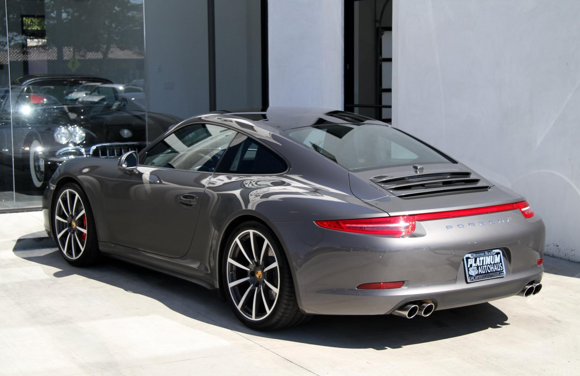 2014 Porsche 911 Carrera 4S Stock 6015 For Sale Near