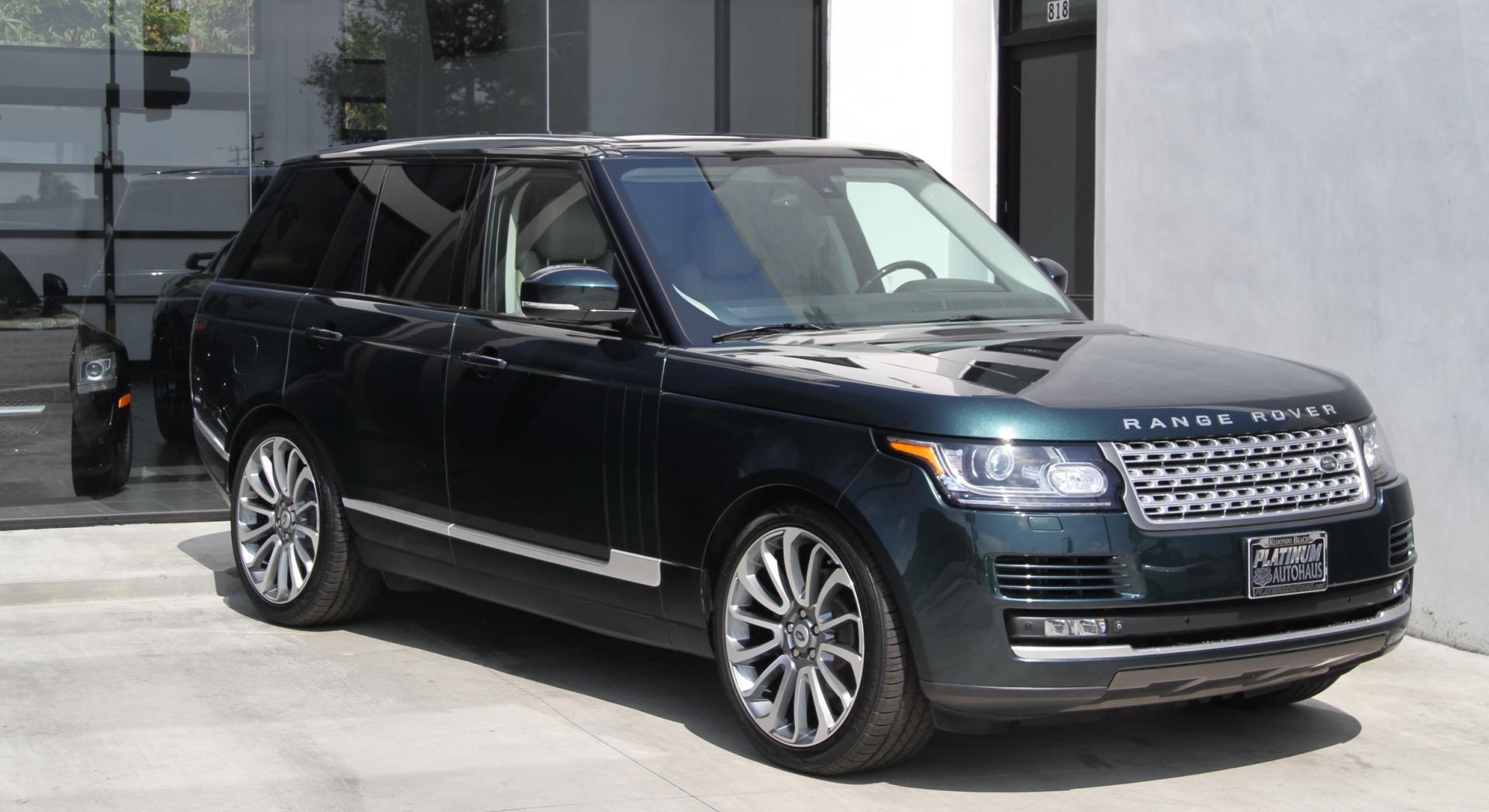 100 [ Luxury Land Rover ]