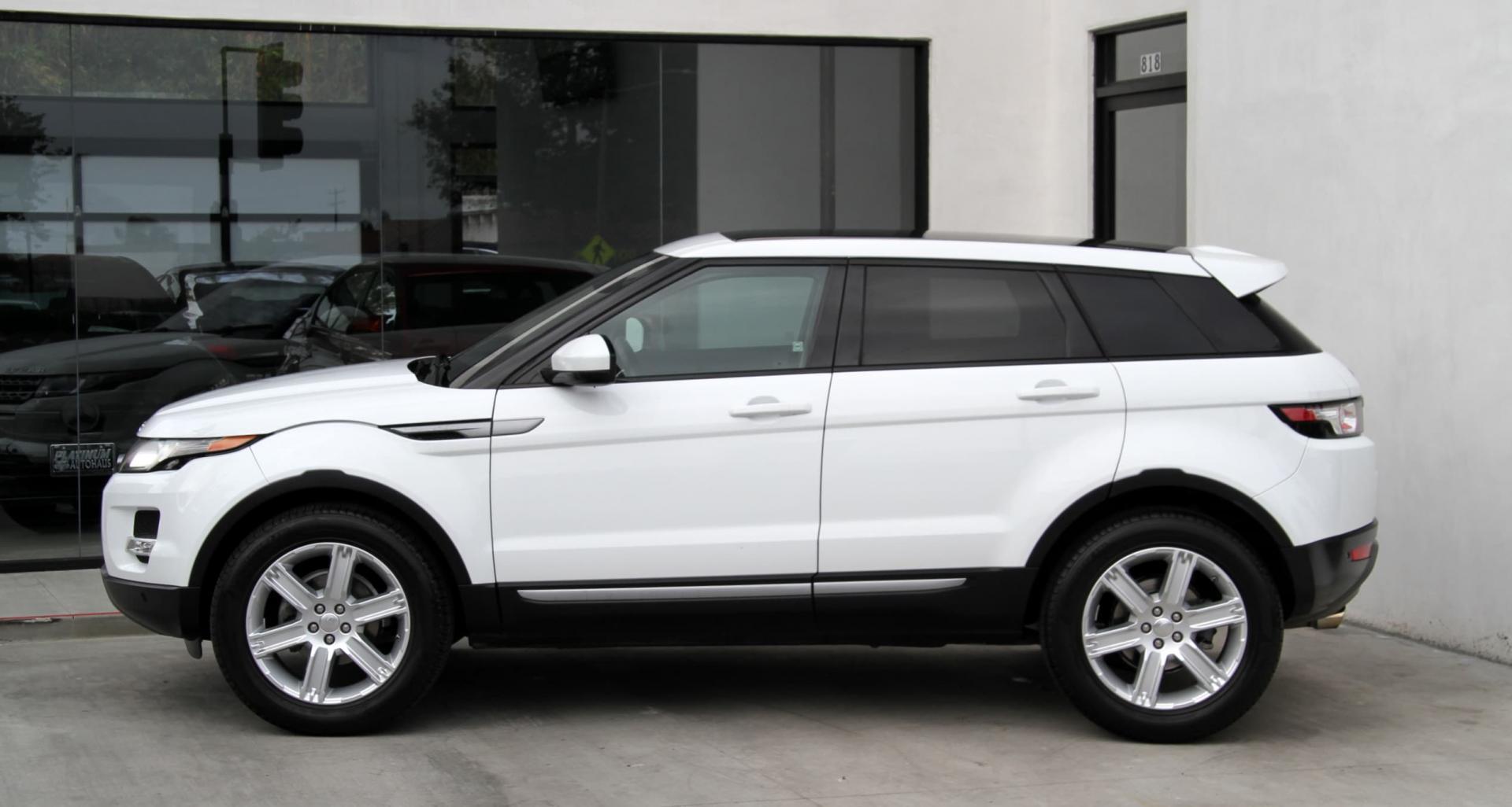 2014 Land Rover Range Rover Evoque PURE PLUS Stock 5881 for sale