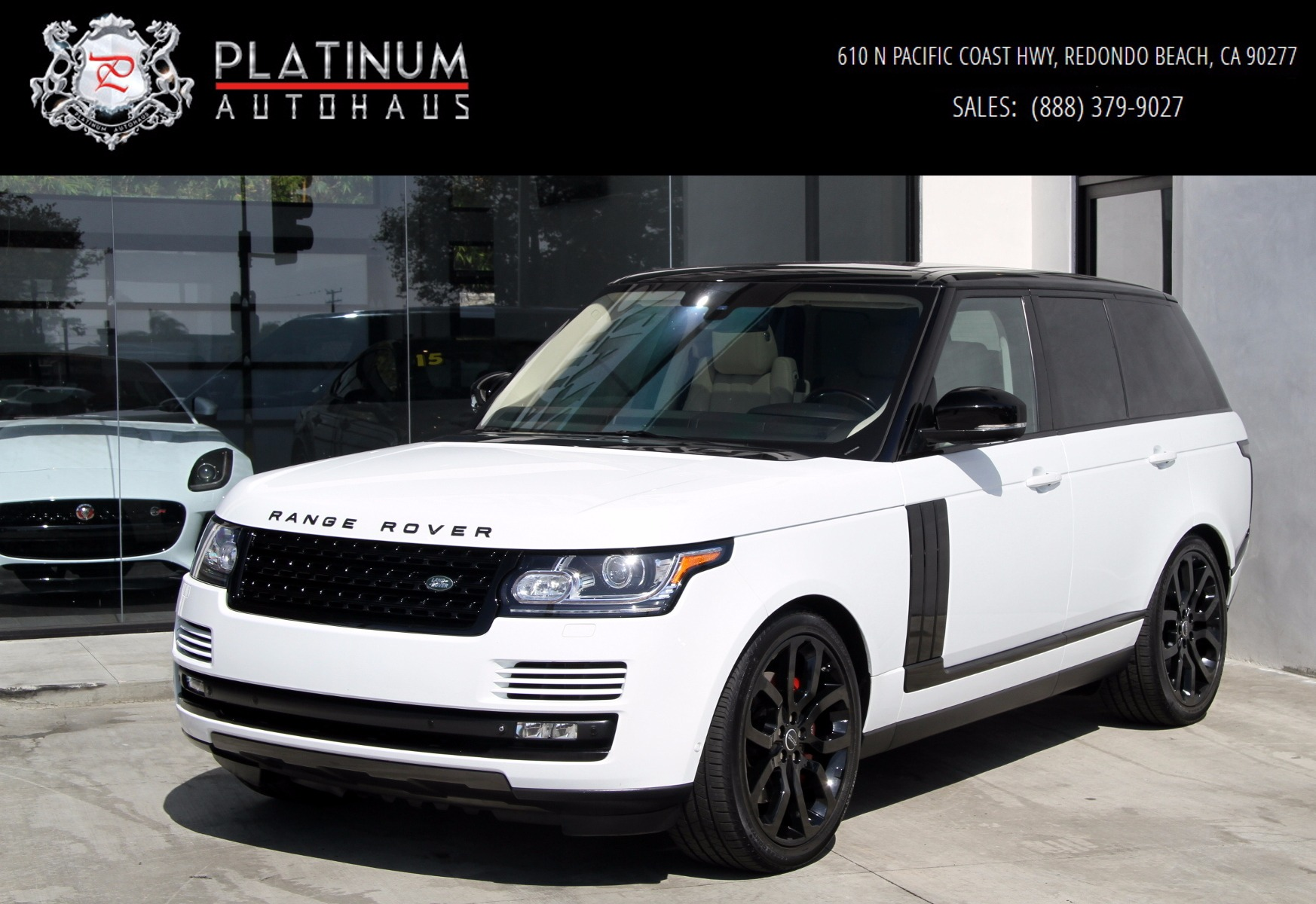 2014 Land Rover Range Rover Supercharged Stock for sale