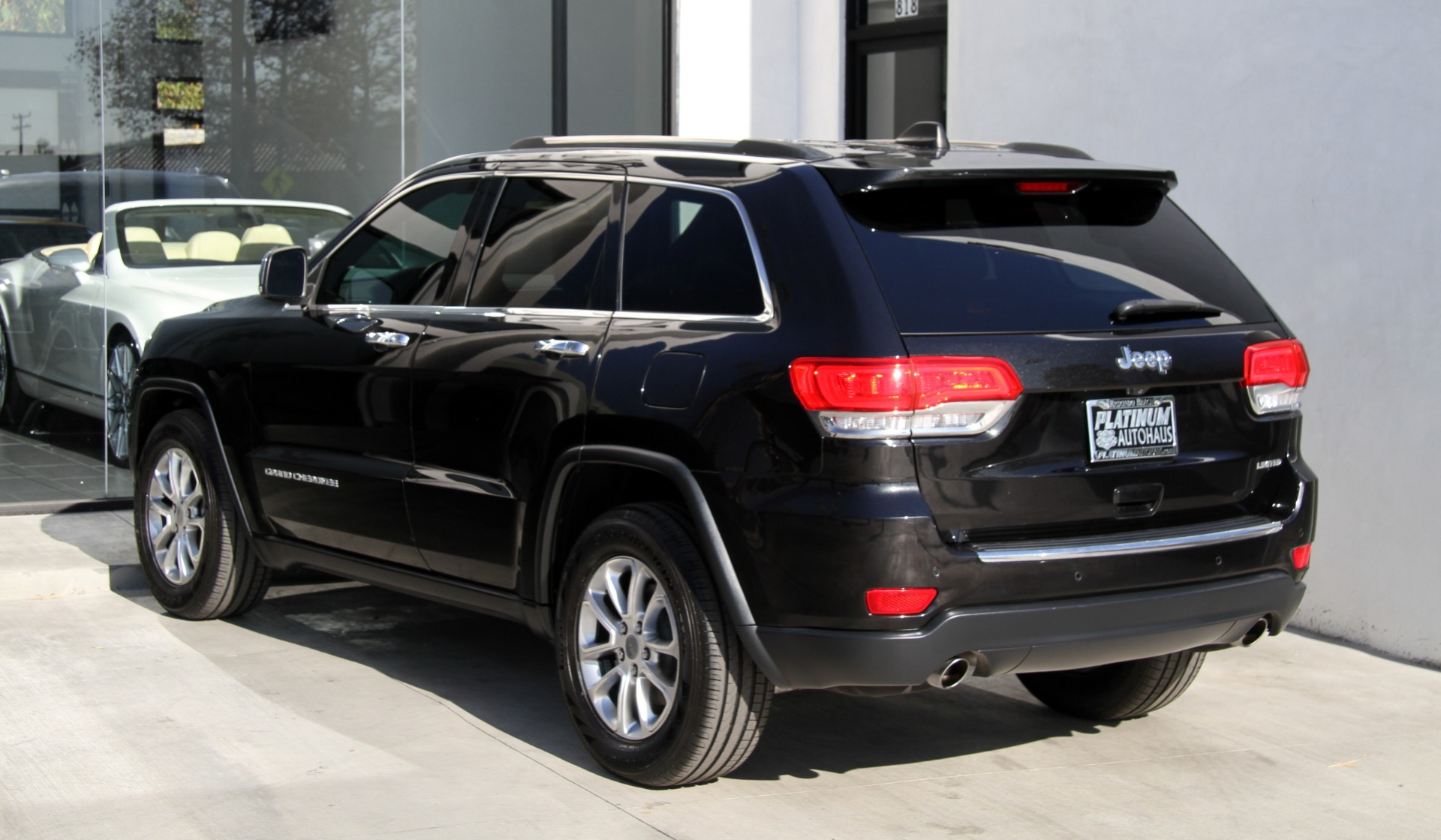 2014 Jeep Grand Cherokee Limited Stock  6010B for sale