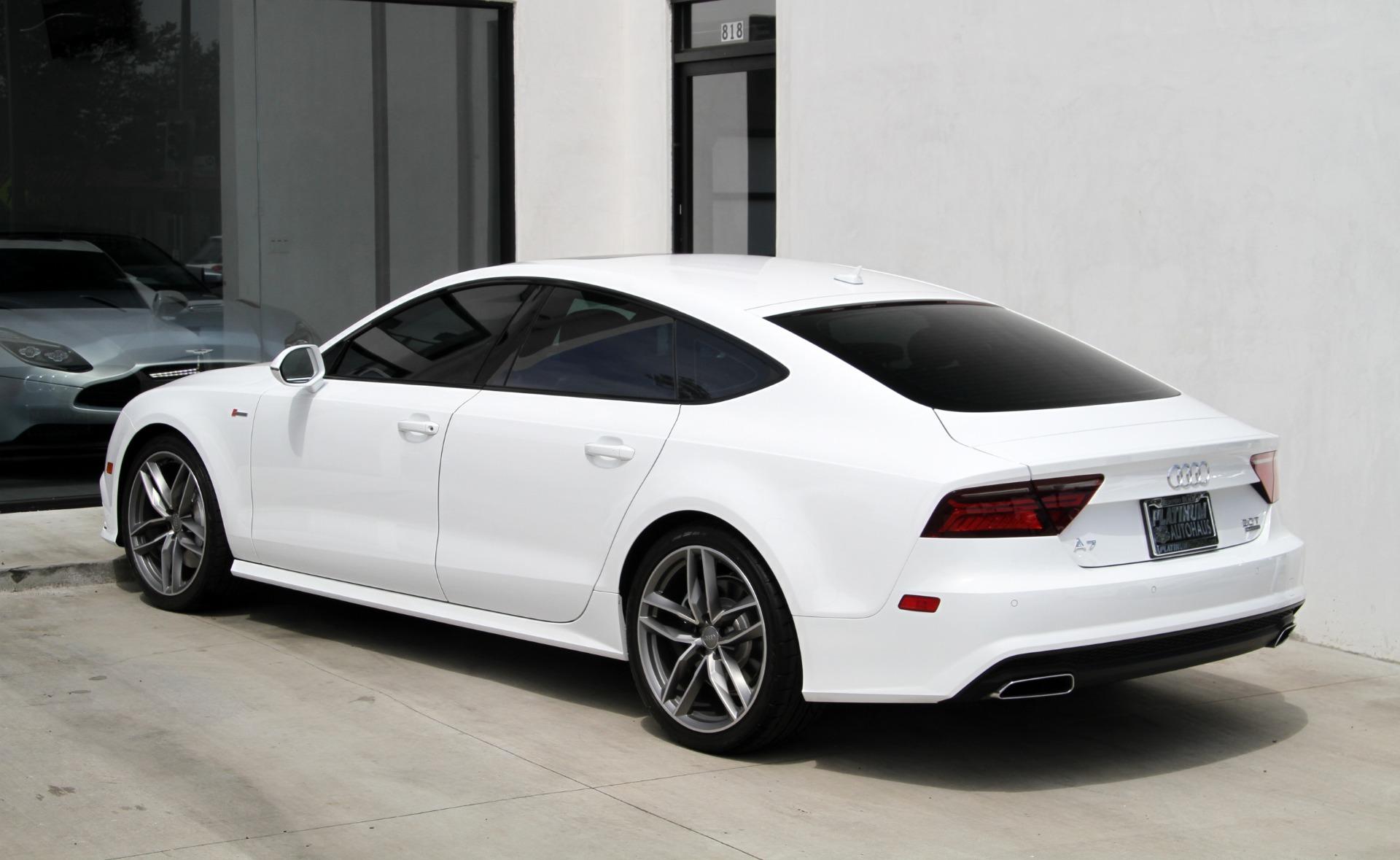 2016 Audi A7 3.0T quattro Premium Plus ***S LINE SPORT PKG *** Stock # 6219 for sale near Redondo Beach. CA | CA Audi Dealer